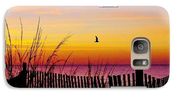 Ocean Sunrise Galaxy S7 Case