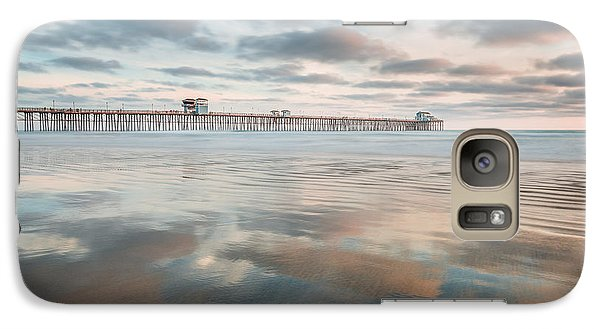 Oceanside Pier Gloss Galaxy S7 Case
