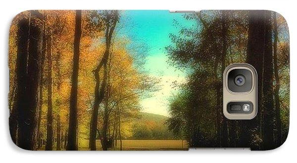 October Path Galaxy S7 Case