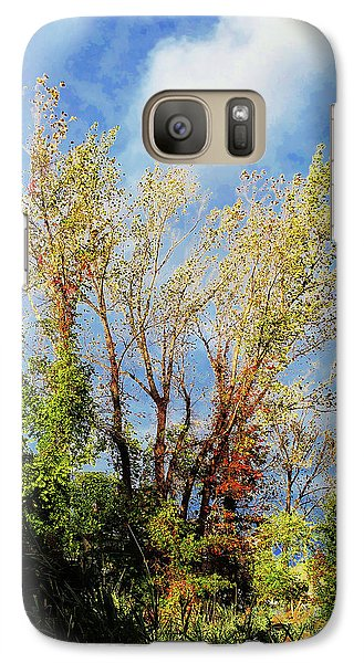 October Sunny Afternoon Galaxy S7 Case