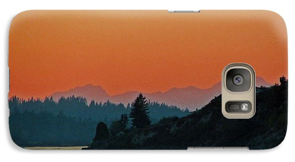 Galaxy Case featuring the photograph Ode To Elton Bennett by Chris Anderson