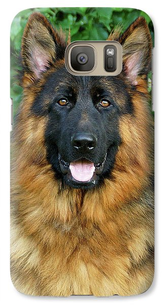 Galaxy Case featuring the photograph Oden by Sandy Keeton