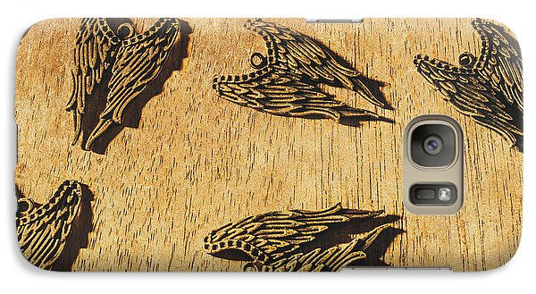 Galaxy Case featuring the photograph Of Devils And Angels by Jorgo Photography - Wall Art Gallery