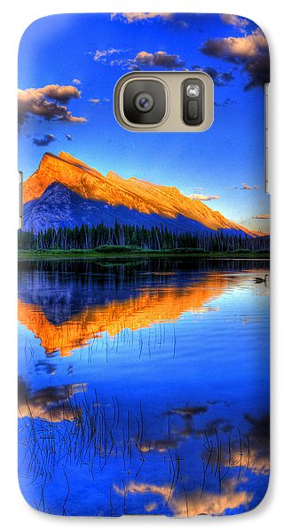 Of Geese And Gods Galaxy S7 Case