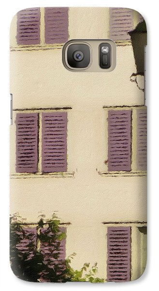 Galaxy Case featuring the photograph Of Times Past  by Connie Handscomb