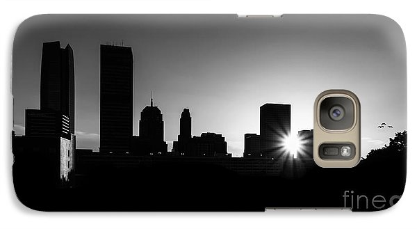 Galaxy Case featuring the photograph Oklahoma City by Betty LaRue