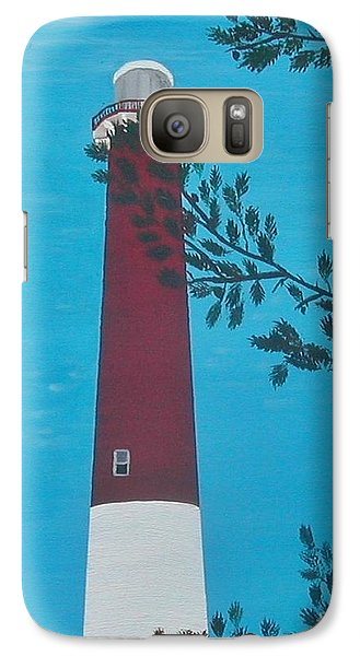 Galaxy Case featuring the painting Old Barney by Lori Jacobus-Crawford