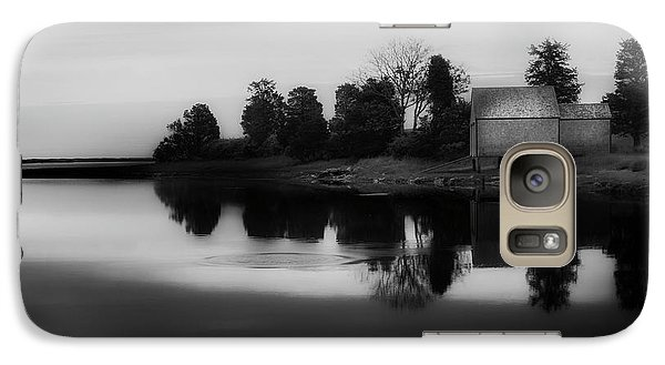 Galaxy Case featuring the photograph Old Cape Cod by Bill Wakeley