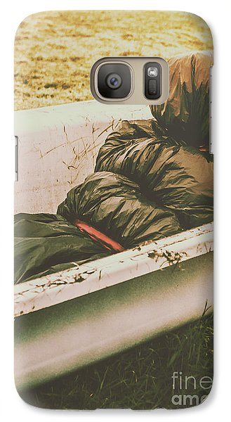 Old Country Horrors Galaxy S7 Case by Jorgo Photography - Wall Art Gallery
