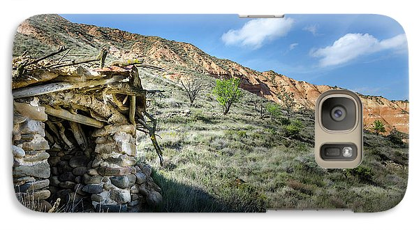 Galaxy Case featuring the photograph Old Country Hovel by RicardMN Photography