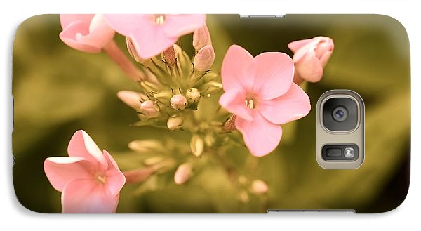 Galaxy Case featuring the photograph Old Fashioned Spring by Corinne Rhode