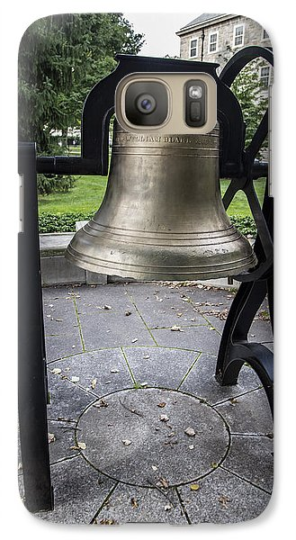Old Main Bell  Galaxy Case by John McGraw