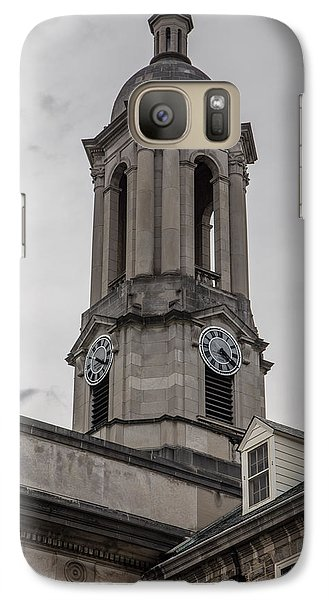 Old Main Penn State Clock  Galaxy S7 Case