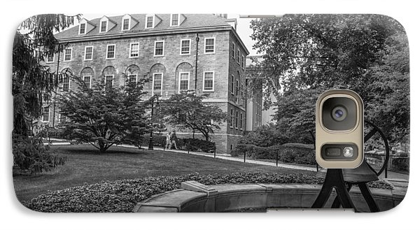 Old Main Penn State University  Galaxy Case by John McGraw