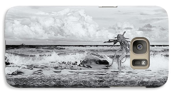 Galaxy Case featuring the photograph Old Man In The Sea by Carolyn Dalessandro