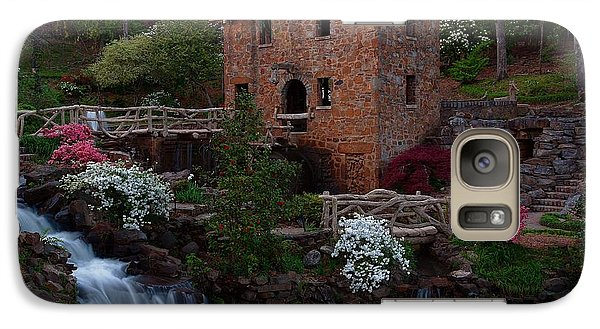 Galaxy Case featuring the photograph Old Mill by Renee Hardison