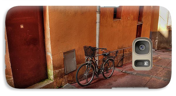 Galaxy Case featuring the photograph Old Nice - Vieille Ville 006 by Lance Vaughn