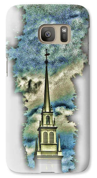 Old North Church Steeple Galaxy S7 Case