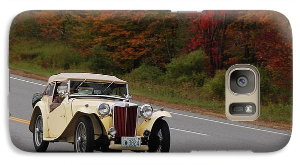 Galaxy Case featuring the photograph Old Yeller 8168 by Guy Whiteley