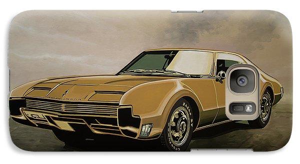Oldsmobile Toronado 1965 Painting Galaxy S7 Case