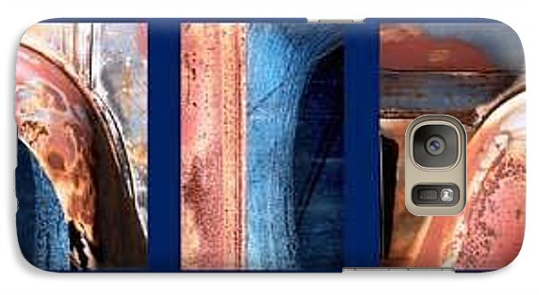Galaxy Case featuring the photograph Ole Bill by Steve Karol