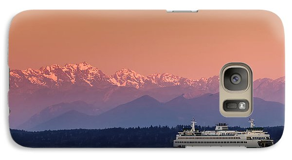 Galaxy Case featuring the photograph Olympic Journey by Dan Mihai