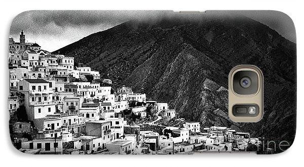 Olympos. Karpathos Island Greece Galaxy S7 Case
