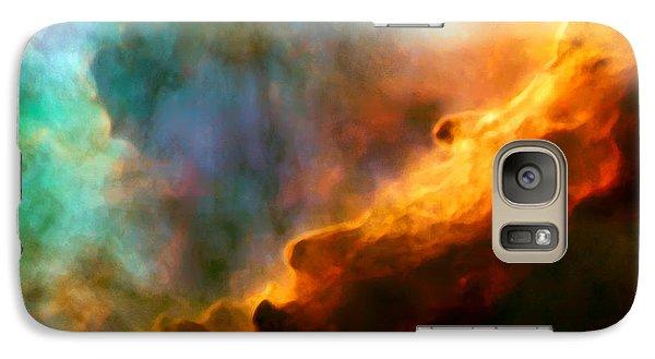 Omega Swan Nebula 3 Galaxy S7 Case