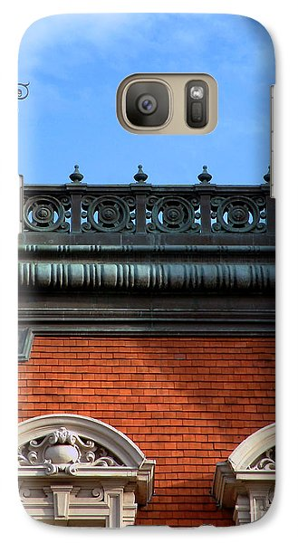 Galaxy Case featuring the photograph On A Clear Day by RC DeWinter