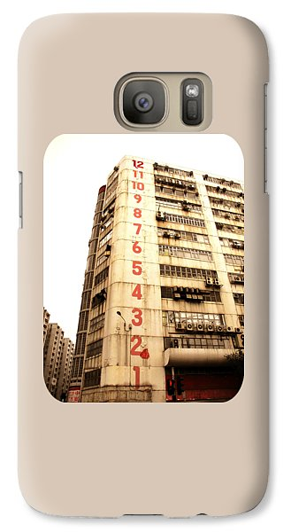 Galaxy Case featuring the photograph On A Dozen Different Levels by Ethna Gillespie