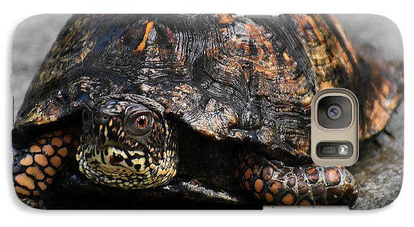 Galaxy Case featuring the photograph On A Mission by Skip Willits