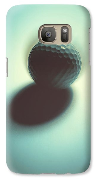 Galaxy Case featuring the photograph On Edge by Tom Druin