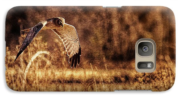 Galaxy Case featuring the photograph On The Hunt by Annette Hugen
