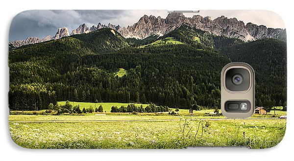 Galaxy Case featuring the photograph On The Road by Yuri Santin