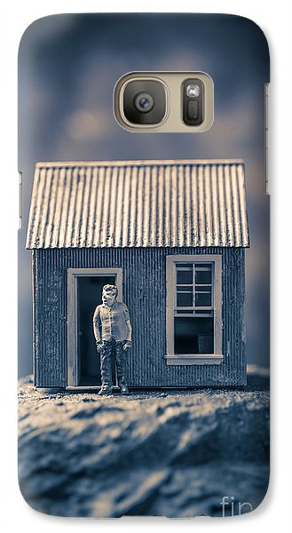 Galaxy Case featuring the photograph On Top Of Old Smokey by Edward Fielding