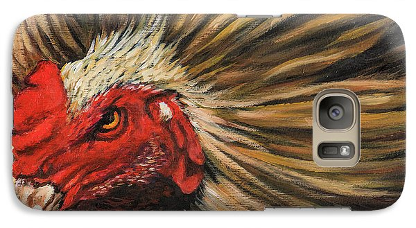 One Angry Ruster Galaxy S7 Case