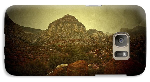 Galaxy Case featuring the photograph One Day by Mark Ross