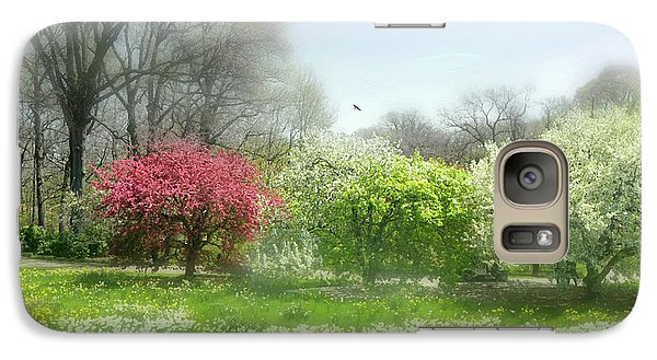 Galaxy Case featuring the photograph One Love by Diana Angstadt