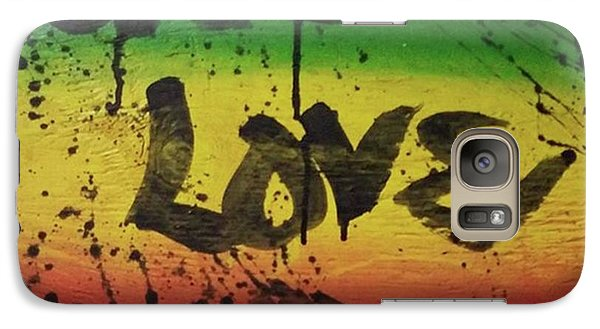 One Love, Now More Than Ever By Galaxy S7 Case