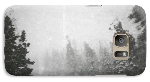 Galaxy Case featuring the photograph One Night  by Mark Ross