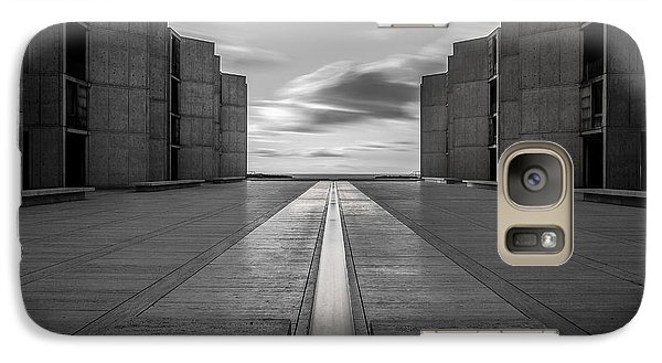 Galaxy Case featuring the photograph One Way by Ryan Weddle