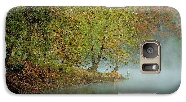 Galaxy Case featuring the photograph Only If I Go by Iris Greenwell