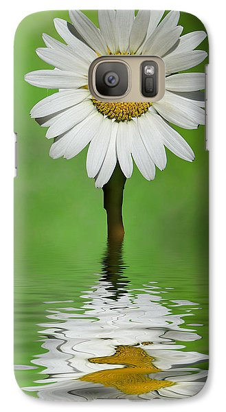 Galaxy Case featuring the photograph Oops Za Daisy by Rick Friedle