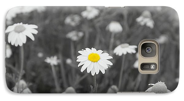 Galaxy Case featuring the photograph Oopsy Daisy by Benanne Stiens