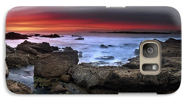 Galaxy Case featuring the photograph Opposites Attract by John Chivers