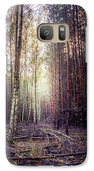 Galaxy Case featuring the photograph Opposition by Dmytro Korol