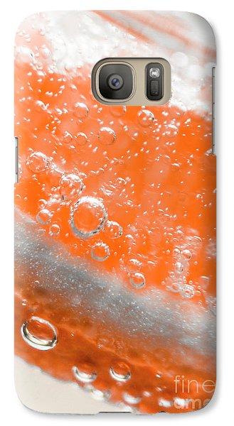 Martini Galaxy S7 Case - Orange Martini Cocktail by Jorgo Photography - Wall Art Gallery