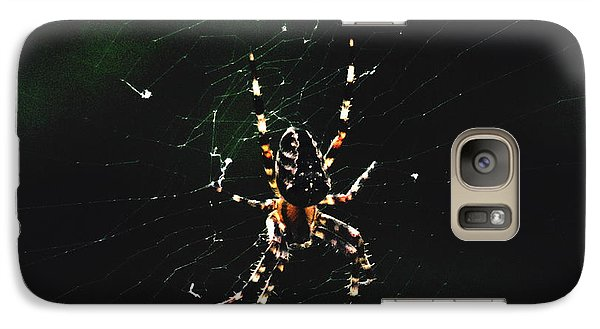 Orb Weaver Galaxy S7 Case
