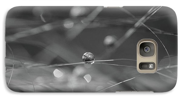 Galaxy Case featuring the photograph Orbit  by Connie Handscomb
