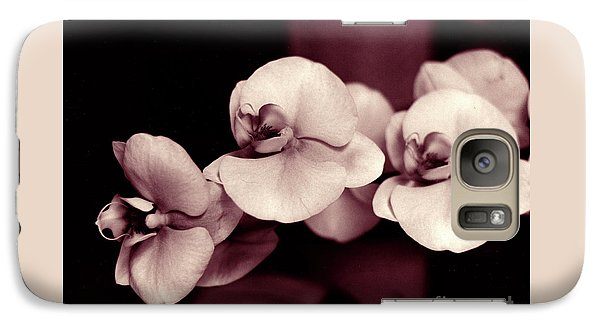 Galaxy Case featuring the photograph Orchids Hawaii by Mukta Gupta